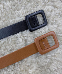 simple slim belt