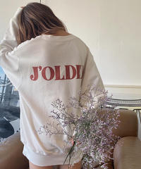 J'OLDEN graphic pullover