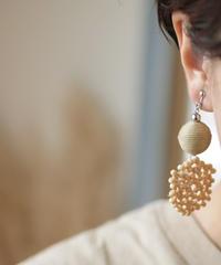 Hand made earrings-j002