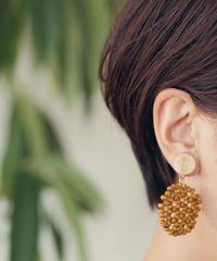 Hand made earrings-j001