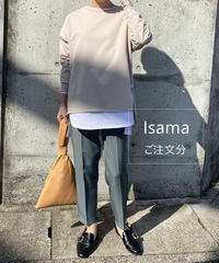 Isamaご注文分(3点)