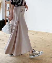 サイドフレアースカート