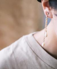 Hand made earrings-j006