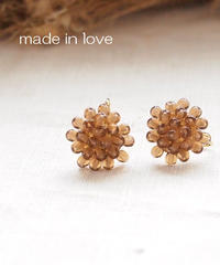 Hand made earrings-j027