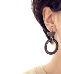 Hand made earrings-j005