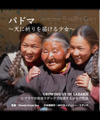 【DVD】「パドマ~天に祈りを届ける少女」