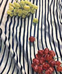 "油彩画      『葡萄』   ""grapes"""