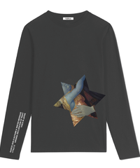 Hexagram Child L/S T-SHIRT