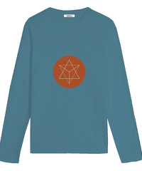 Hexagram L/S T-SHIRT