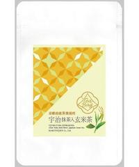宇治抹茶入玄米茶ティーバッグ 3g×5P