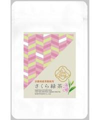 さくら緑茶ティーバッグ 3g×5P
