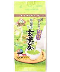 宇治抹茶入玄米茶ティーバッグ 3g×30p