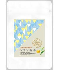 レモン緑茶ティーバッグ 3g×5P
