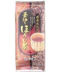 釜炒りほうじ茶 120g
