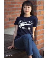 Automatik x Kamu Tシャツ <レディース>