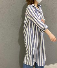 Long stripe shirt