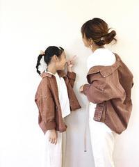 オーバジャケット【KIDSサイズ】
