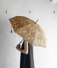 日傘 鶯蔦草 x 竹
