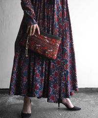 """Skullcap bag 04 """" Turkmen doppi """""""