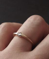 One of kind / Diamond Ring <K18YG> -R245CYG