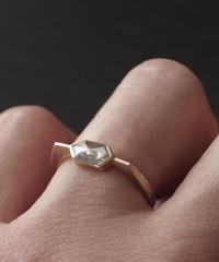 One of kind / Diamond Ring <K18YG> -R630CYG