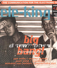ele-king エレキング 1995年12/1996年1月号 Volume05