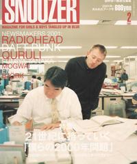 SNOOZER スヌーザー 2001年2月号 #023
