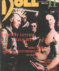 DOLL 1997年11月号 No.123