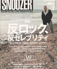 SNOOZER スヌーザー 2000年12月号 #022