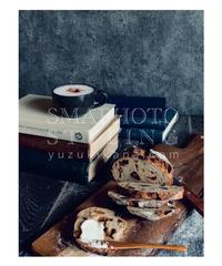 洋書とパン①