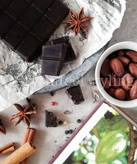 手作りチョコレート②