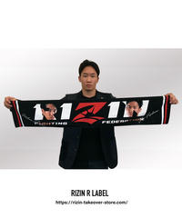 RIZIN×朝倉未来×朝倉海 towel【MT-AMK】