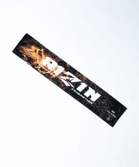 M towel - Fire【RN20M23】