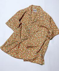 石畳模様(地紋入り)【M】【ケニシャツ】