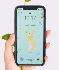スマートフォン用 壁紙 for free | HAPPY JUNE