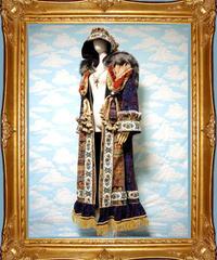 kki.1850 古の魔法使いのローブ。