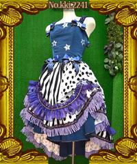 kki.2241 マジカルナイトバッスル星屑ドレス。