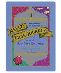 NELLY'S TRUE JOURNEY ( CHAPTER 2 SAPPHIRE EXCHANGE ) ネリのほんとうの旅 ( 第2章サファイア交換局 )