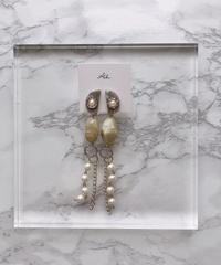 handmade  earring  -626-