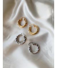 wave hoop pierce