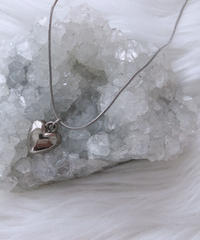 silver heart_necklace