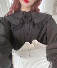 Acka original frill blouse