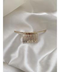 Crescent comb