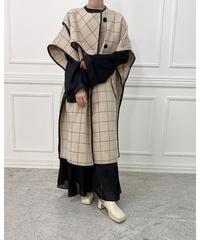 design poncho coat