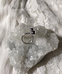 silver925  ball ring