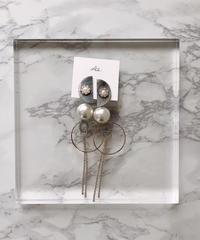 handmade  parl_earring  -628-