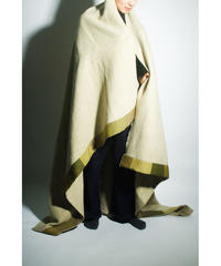 33.Organic cotton Blanket /Light beige