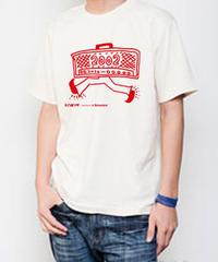 18周年Tシャツ(白×赤)