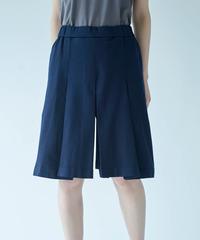 Women's Culotte Skirt Navy (キュロットスカート・ネイビー)