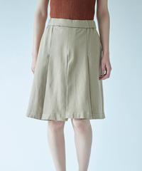 Women's Culotte Skirt Beige (キュロットスカート・ベージュ)